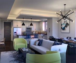 Living Room, The Hamilton