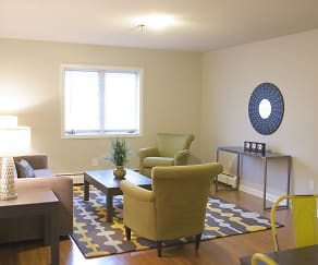Living Room, Britannia Commons