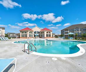 Pool, Leander Lakes Luxury Apartment Homes