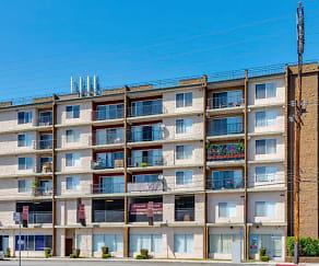 Building, Amanda Regency