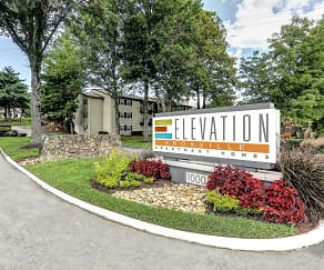 Clubhouse, Elevation Knoxville