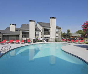 Pool, Ashford Ridge