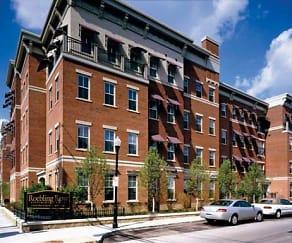 Building, Roebling Row