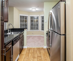 Kitchen, Sussex at Kingstowne