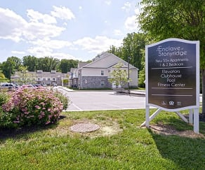 Community Signage, The Enclave at Stoney Ridge