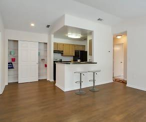 Kitchen, Eldorado Apartments