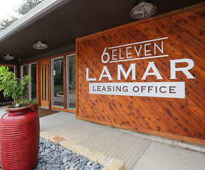 Community Signage, 6 Eleven Lamar