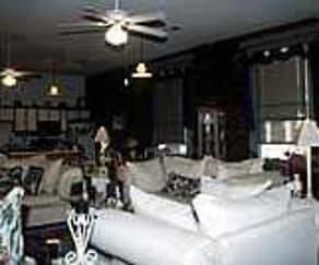 Interior, Montgomery Block Apartments