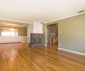 Living Room, 120 Seaman Road