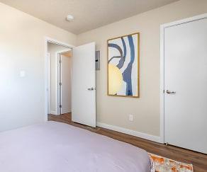 Bedroom, Park Blu
