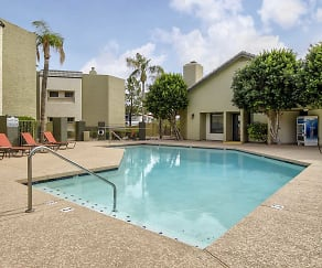 Pool, Dana Park Apartments