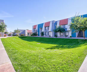 Building, Chandler Meadows Furnished Apartments