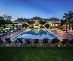 Pool, The Legacy at Highlands Ranch Apartments