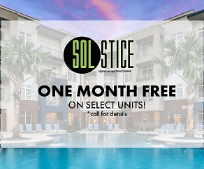 Solstice Apartments, Montessori World School, Orlando, FL