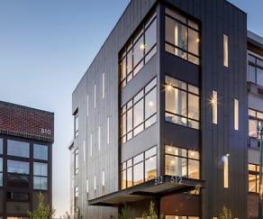 Building, Campus Lofts