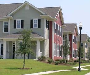 Building, Blakeway Apartments
