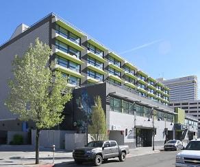 Building, 3rd Street Flats