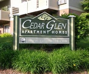 Cedar Glen, Vermont, WI