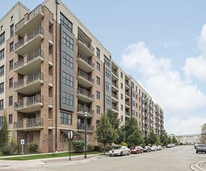 Building, Cardinal Square Rental Community