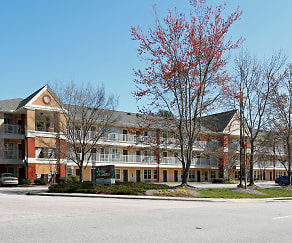 Building, Furnished Studio - Raleigh - RDU Airport