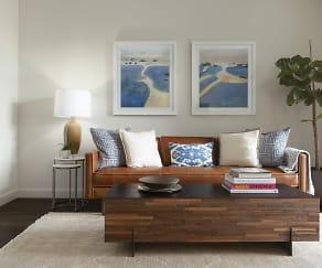 Living Room, Elan Union Market