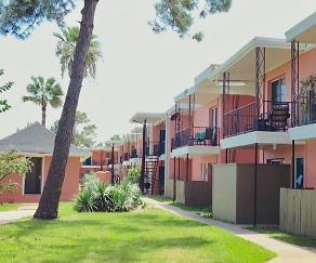 Building, Coral Bay Apartments