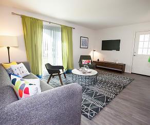 Living Room, Quail Ridge