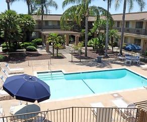 Pool, Villa Del Rey