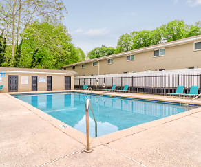 Pool, Sterling Villas
