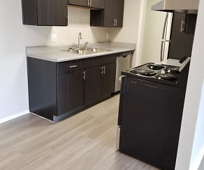 Kitchen, Park on 14th