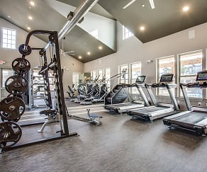 Fitness Weight Room, Bexley at WestRidge