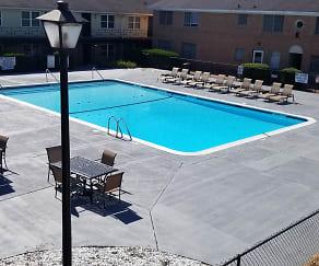 Pool, Breckenridge Villas II