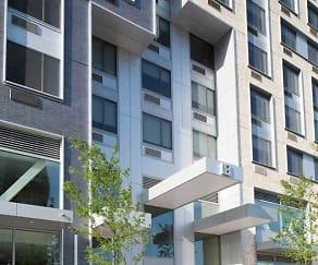 Building, 18 Park Apartments
