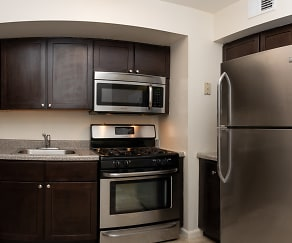 Kitchen, Berdan Court