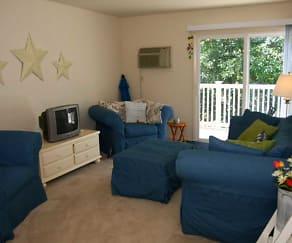 Living Room, Brinley Manor, LLC