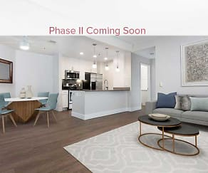 Phase II Kitchen, Living, and Dining Area (Representative Photo) Coming Soon, Avalon Marlborough