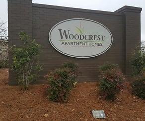 Community Signage, Woodcrest