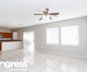 Living Room, 4076 Oliver Sagebrush Drive