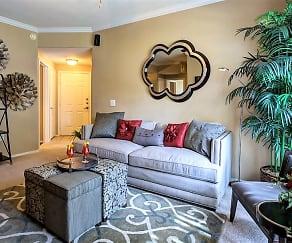 Living Room, Pillar at Taviano