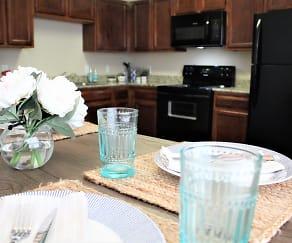 Kitchen, Parcside
