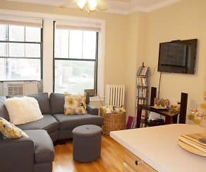 Living Room, 2828 N. Pine Grove