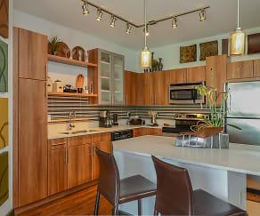 Kitchen, Fusion 1560