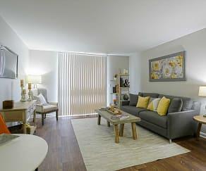 Living Room, The Ellington