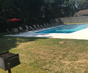 Pool, Chesapeake Village