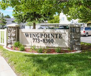 Community Signage, Wingpointe