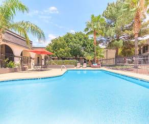 Pool, Juniper Canyon Apartments