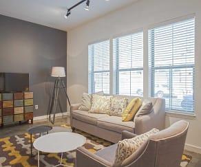 Living Room, 266 Lofts