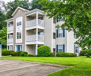 Building, Sutton Crossings Apartments