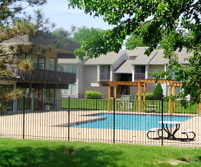 Pool, Park Meadows