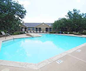 Pool, Hill Country Villas